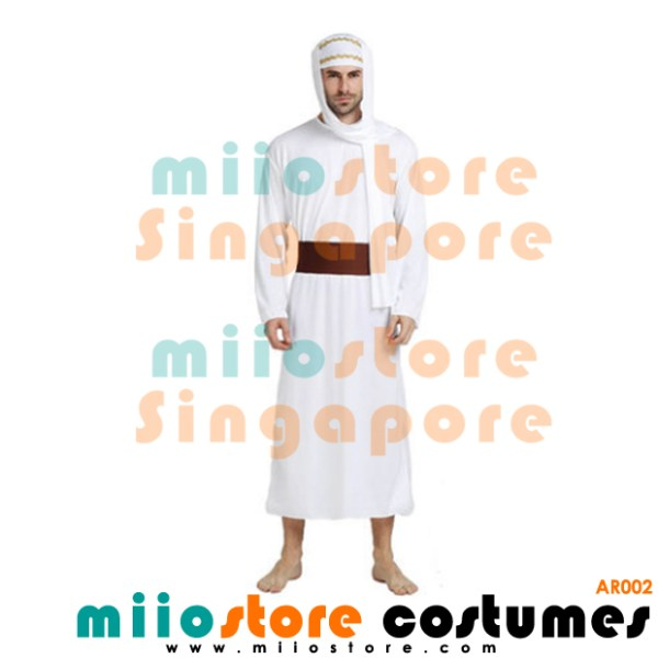 AR002 - Arab Costumes - miiostore Costumes Singapore