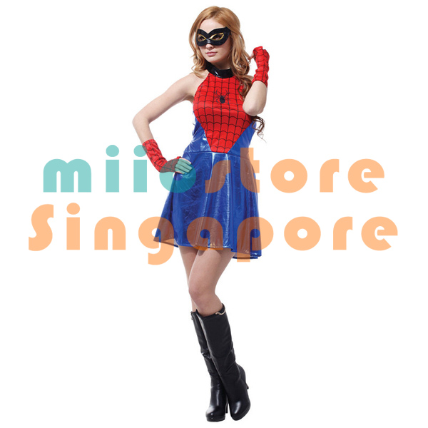 Spidergirl Costume