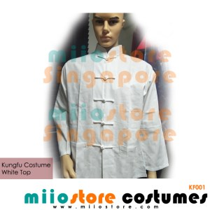 Chinese Kungu Costumes - miiostore Costumes Singapore - KF001
