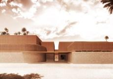 museum YSL marrakesh @Vogue.br