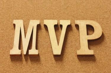 MVPの「V」は、英語の【valuable:役に立つ】