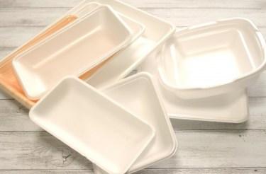 食品トレーの「トレー」の語源は、英語の【tray:盆】