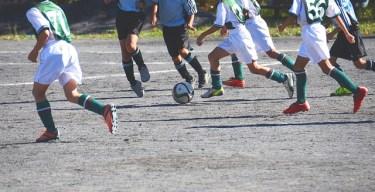 ポゼッションサッカーの「ポゼッション」の語源は、英語の【possess:所有している】