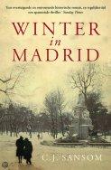 C.J. Sansom - winter in madrid