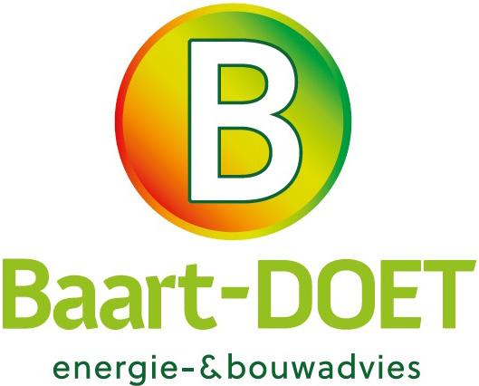 Baart-DOET Energie- en bouwadvies logo