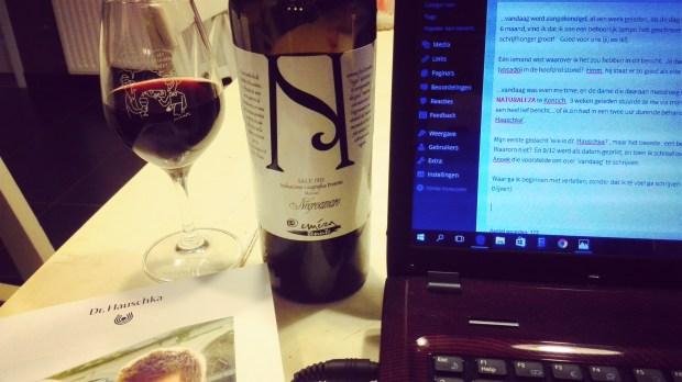 Negroamaro bij www.odilon.be