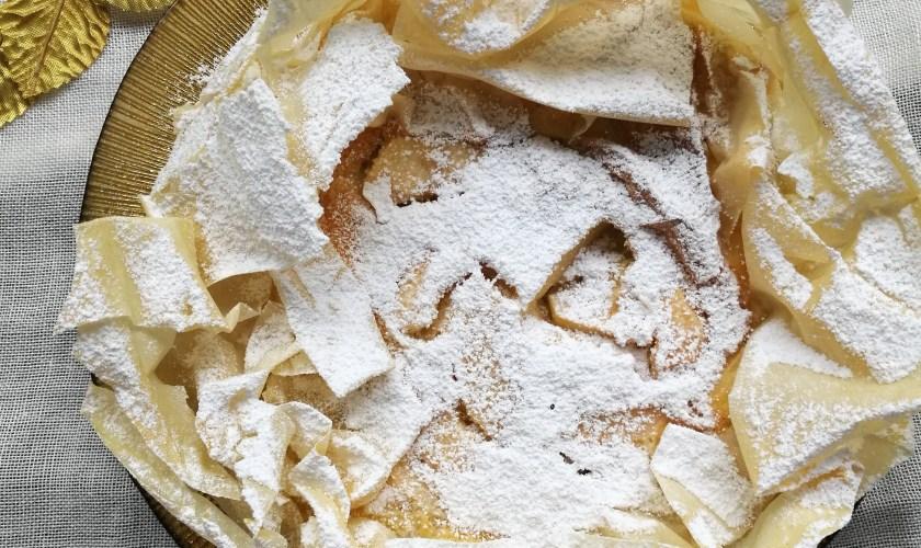 dan is er taart : magische pastilla met boskoop en pistachenoten