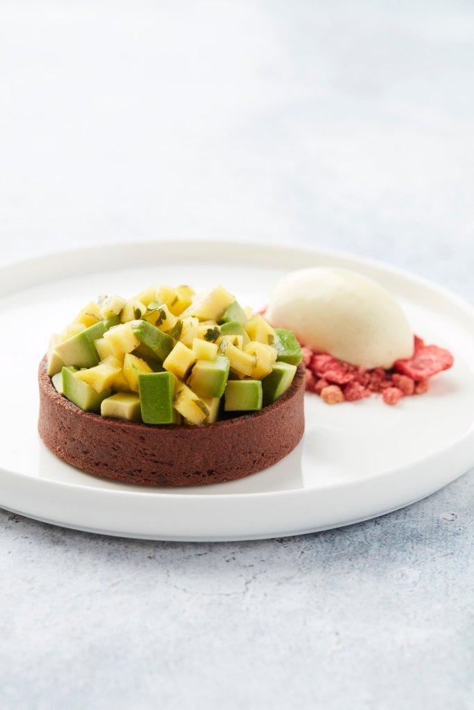 een bijzonder dessert