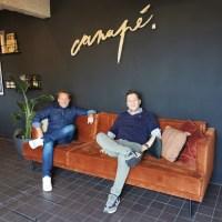Aubrion op de Canapé, de eerste blog