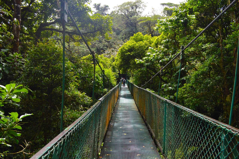 Monteverde bezienswaardigheden
