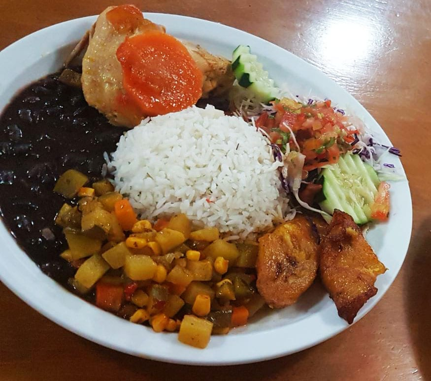 Casado Costa Rica Recept