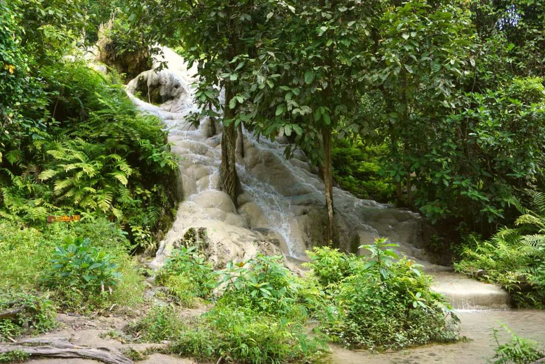 Sticky waterval Chiang Mai Thailand