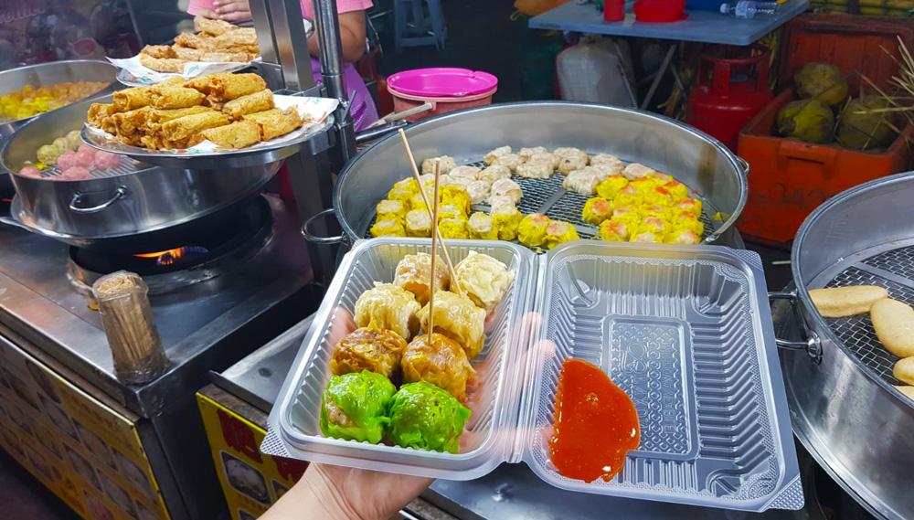Streetfood Jalan Alor Nightmarket