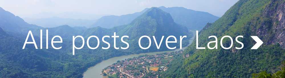 Alle posts over Laos