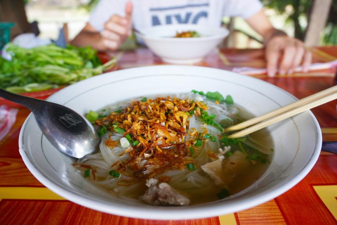 Noedelsoep Laos