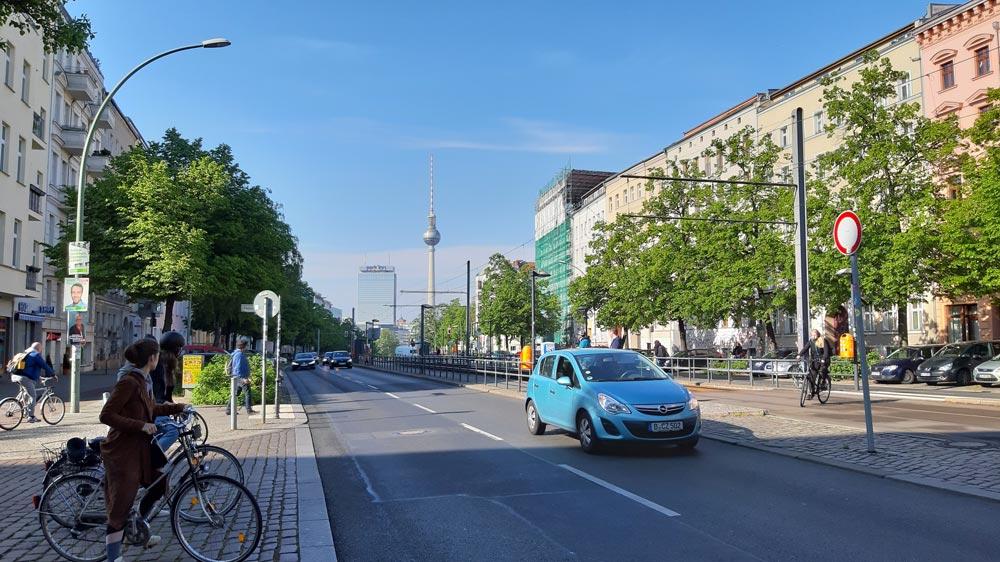 Berlijn tv toren