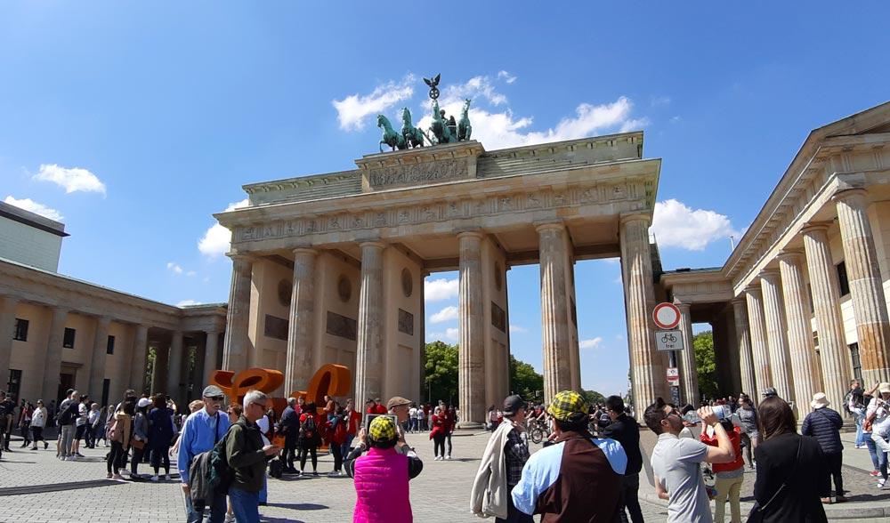 Brandenburger-Tor Berlijn