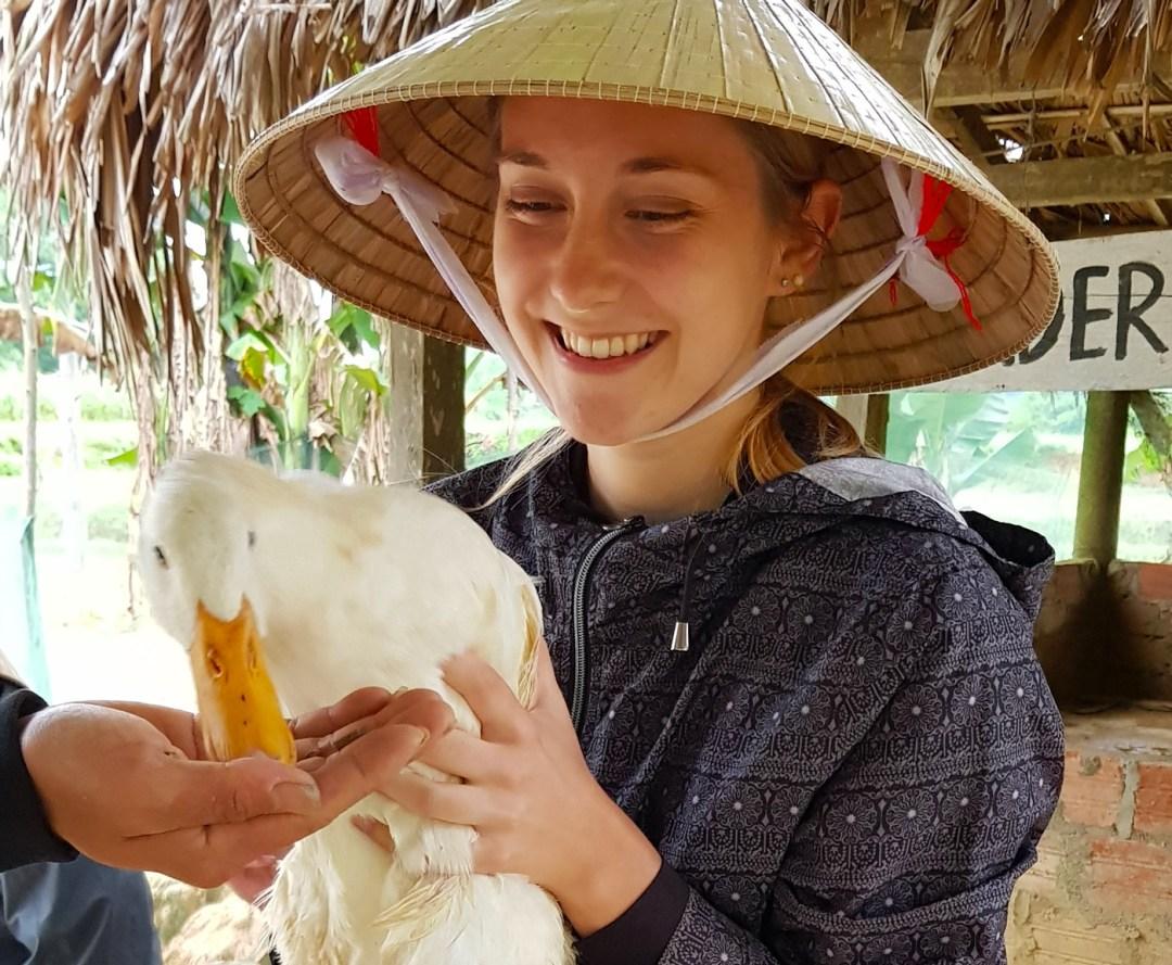 duck stop phong nha