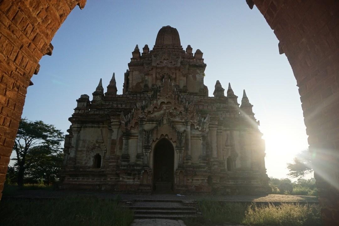 Tempel Bagan
