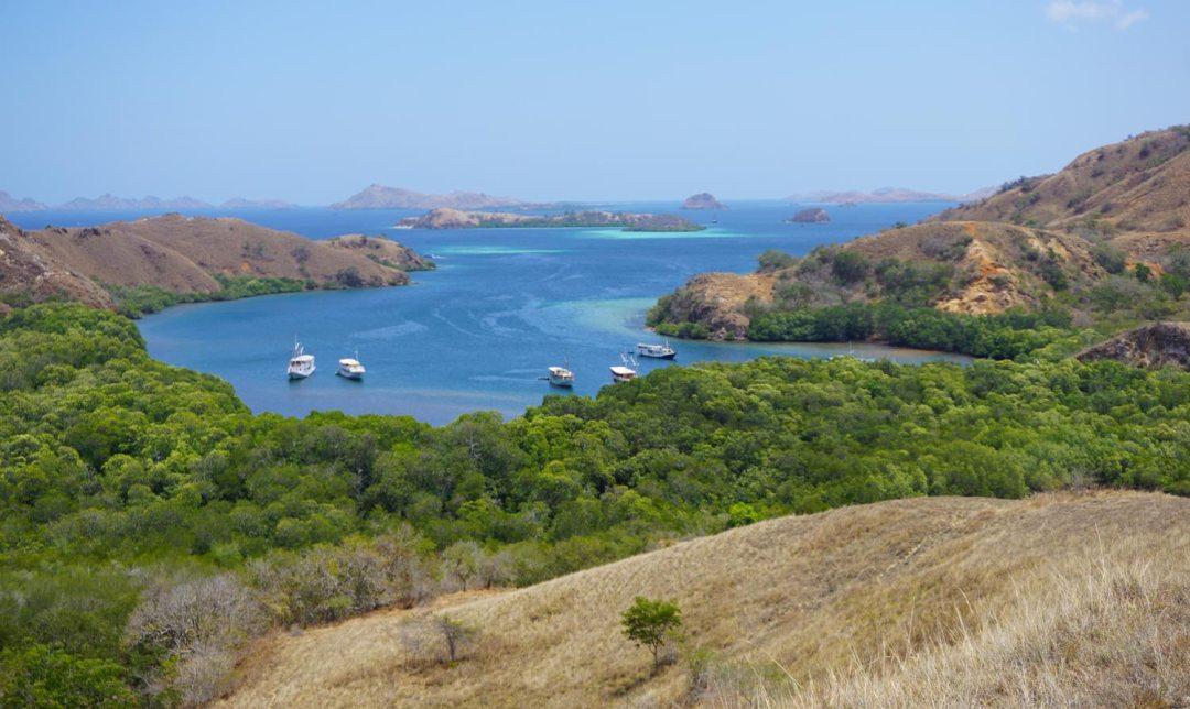 Rinca-eiland-viewpoint