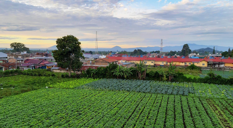 Berastagi-Sumatra