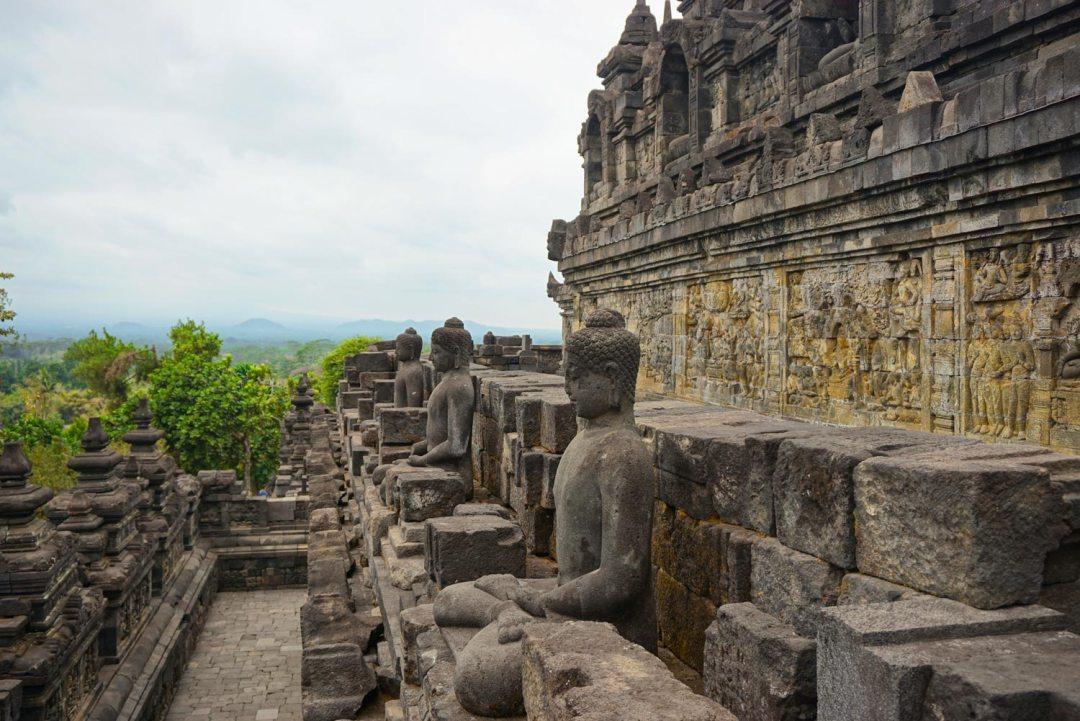 Borobudur-Yogyakarta