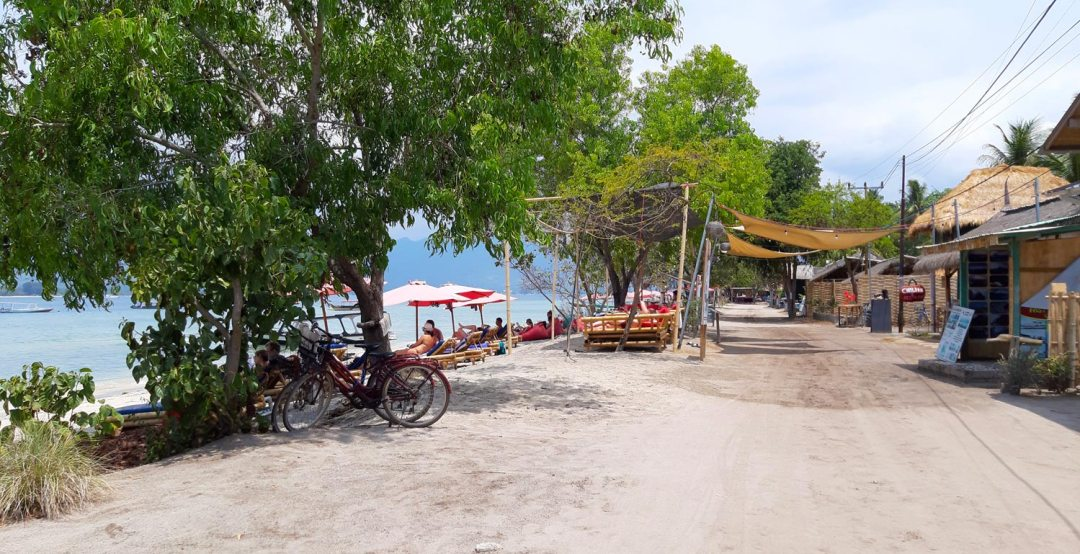 Gili-Air indonesie