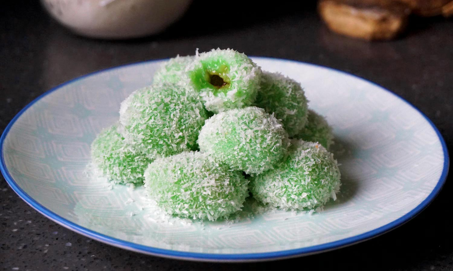 Klepon Indonesisch recept