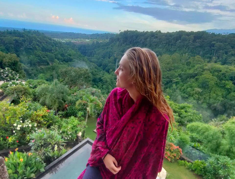 Rinjani Lodge View