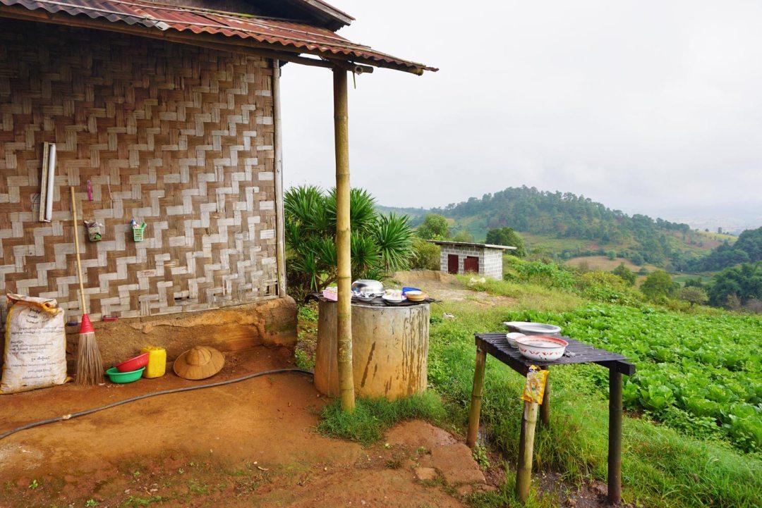 Trekking-VIllage-Myanmar