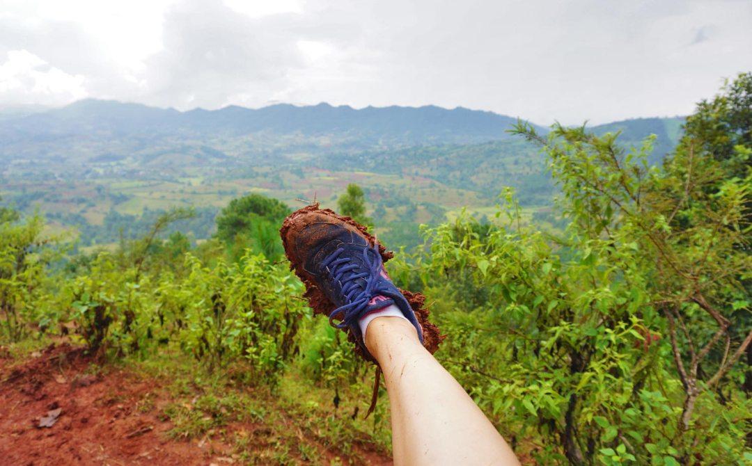 Trekking-schoenen Myanmar