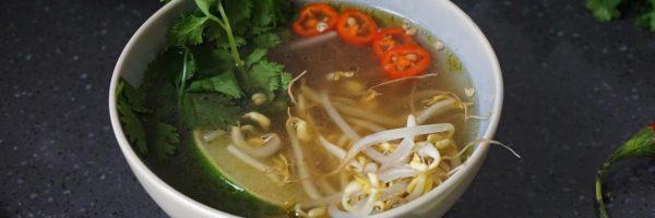Pho Bo-Soep-Vietnamees