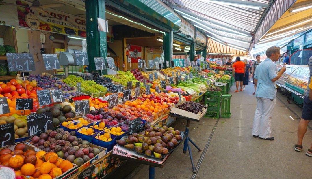 Weense-Naschmarkt
