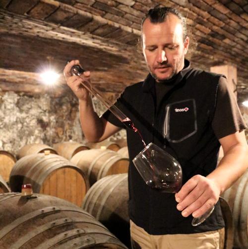 Sloveense wijn; bron B. de Vrind