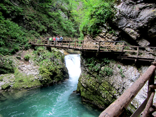korte wandelingen in Slovenië; bron Mijn Slovenië