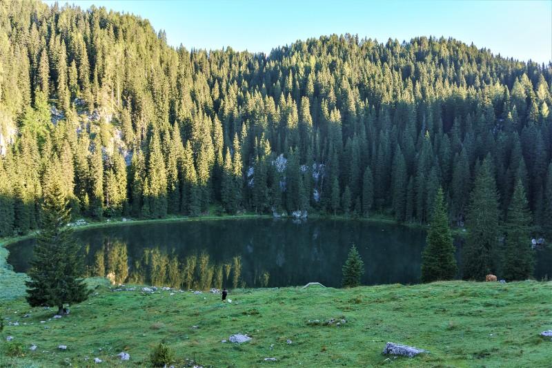 hike bergen Slovenie