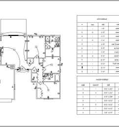 2d electrical plan wiring diagram 2d electrical plan [ 1121 x 717 Pixel ]