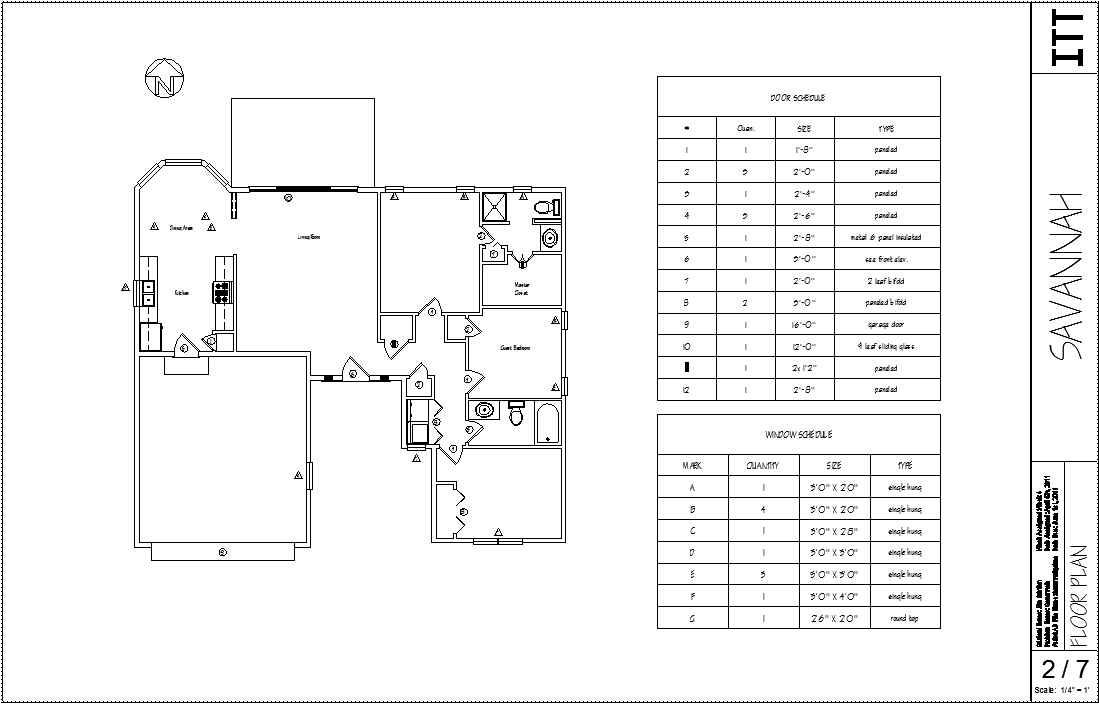 Architectural Drawings In AutoCAD « Mijsteffen