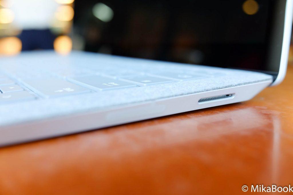 [開箱]Microsoft Surface Laptop – MikaBook