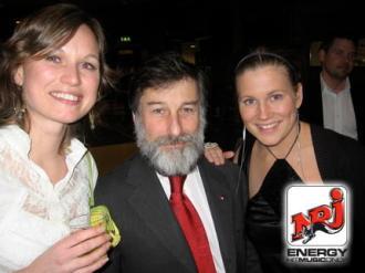 Leif Pagrotsky & Jeanette Predin