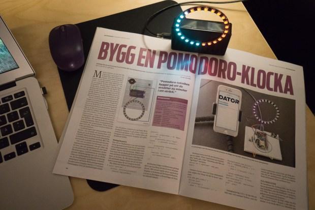 ESP8266 Pomodoro Arduino timer