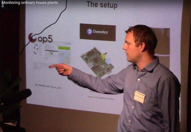 Presentation på Cloudbeer Stockholm 2015-11-05
