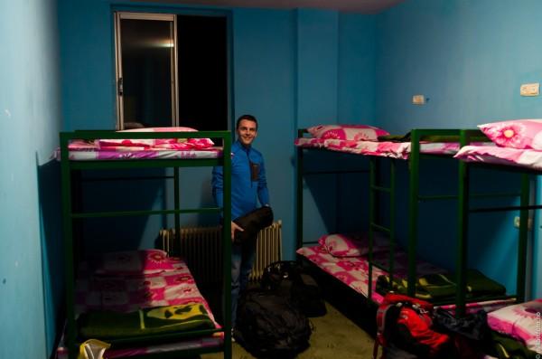 Vårt soverom på vandrehjemmet