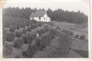 Fjordbakken 8,efter første tilbygning