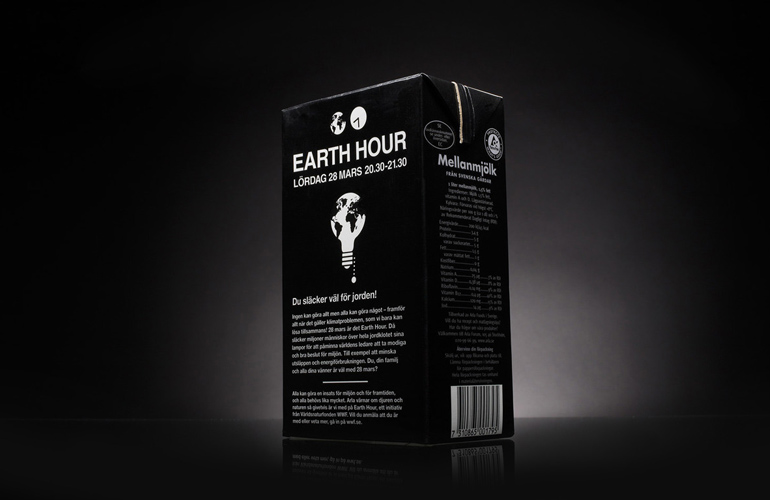 Arla — Earth Hour