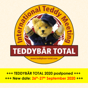 TEDDYBÄR TOTAL 2020 postponed