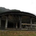 朝来にある神子畑選鉱所でジブリの世界を体験しよう!