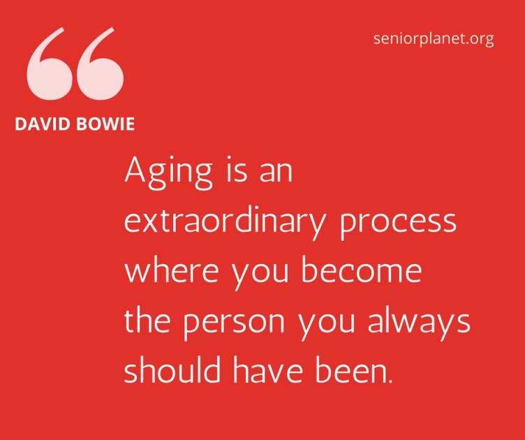 Amazing Quotes about Getting Older | Mika Jolie