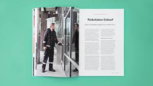 Themen der Sicherheit· Editorial Design · Michael Mikalo