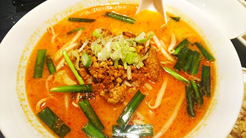 金香楼 坦々麺